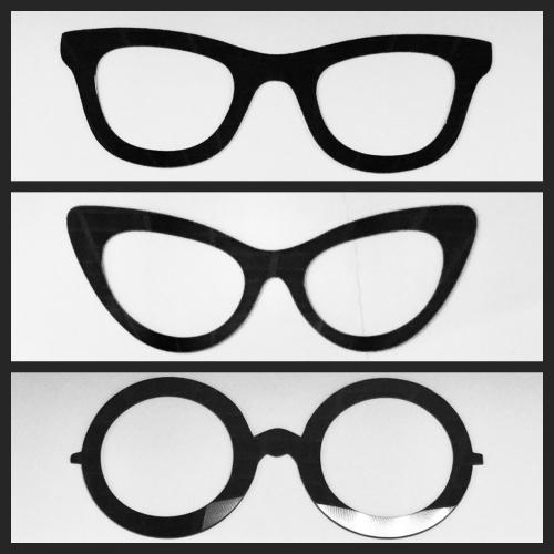 Очки из оргстекла