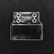 Ценник для оправ №4 с кармашком