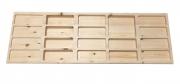 Кассета деревянная