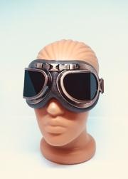 Голова для демонстрации очков. Пластик.