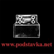 Ценник для очков №4 с кармашком прозрачные